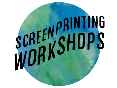 Screen Printing Workshops Thumbnail