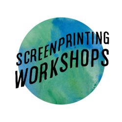 Saturday 18th April 2020 Screen Printing Workshop Group Participation Voucher Thumbnail